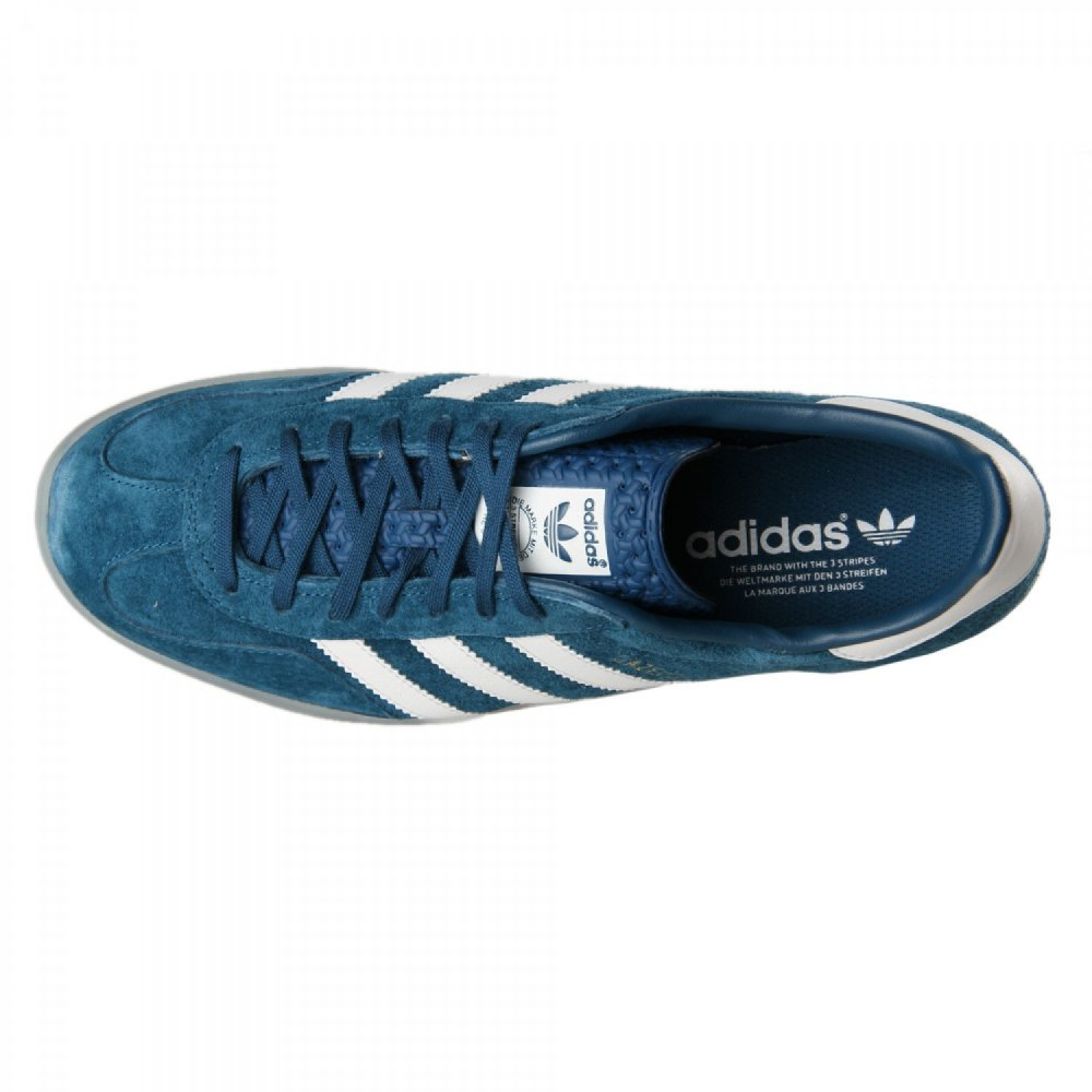 Adidas Gazelle Indoor Trainers Blue