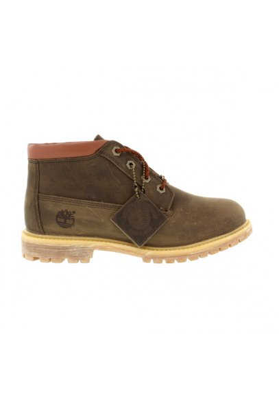 timberland nellie chukka double dark brown womens boots