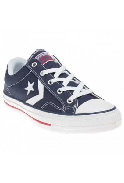 2ff6b8711e9a7f CONVERSE Star Player Remastered Trainer Navy White - CONVERSE from ...