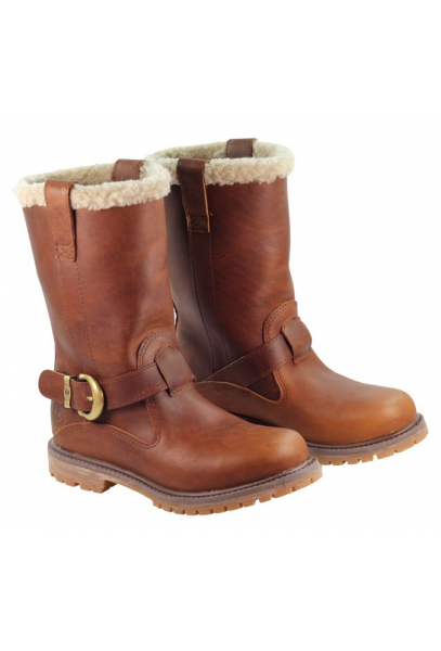 TIMBERLAND Nellie Pull On Boot Tobacco Forty