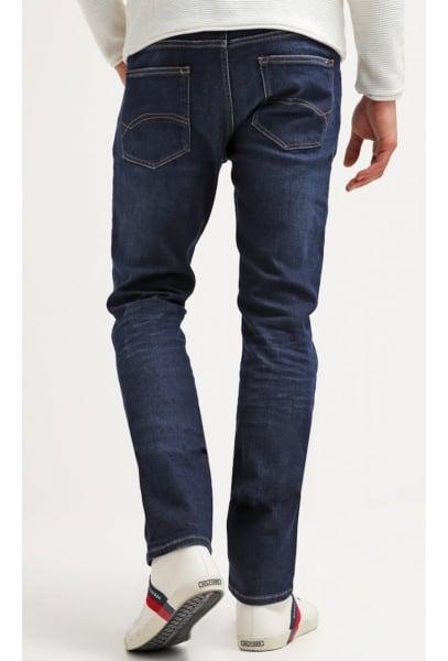 e8a3658c4744 ... TOMMY HILFIGER Original Straight Ryan Daco Jeans Dark Comfort ...