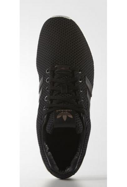 sports shoes faf3c 5be8b ... uk adidas zx flux core black vintage white e691d a7a41