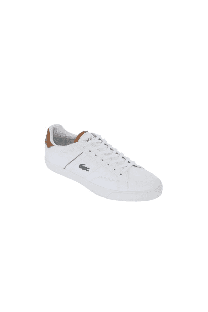 LACOSTE Fairlead 119 1 CMA White/Brown