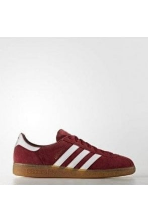 Adidas Munchen Red