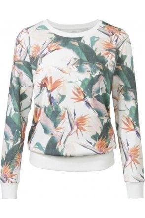 Jungle Flower Sweat