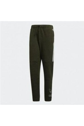 Outline Pant Green