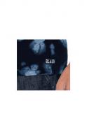 SCOTCH & SODA Ams Blauw Allover Tee Combo