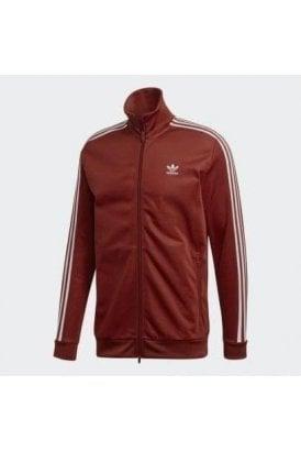 Beckenbauer Tracktop Rust Red