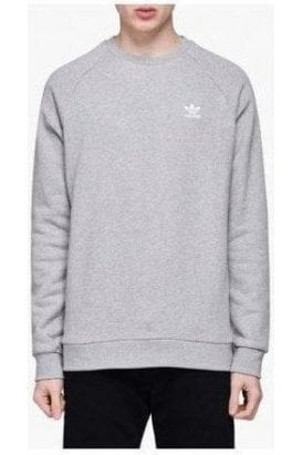Adidas Essential Crew Mgreyh