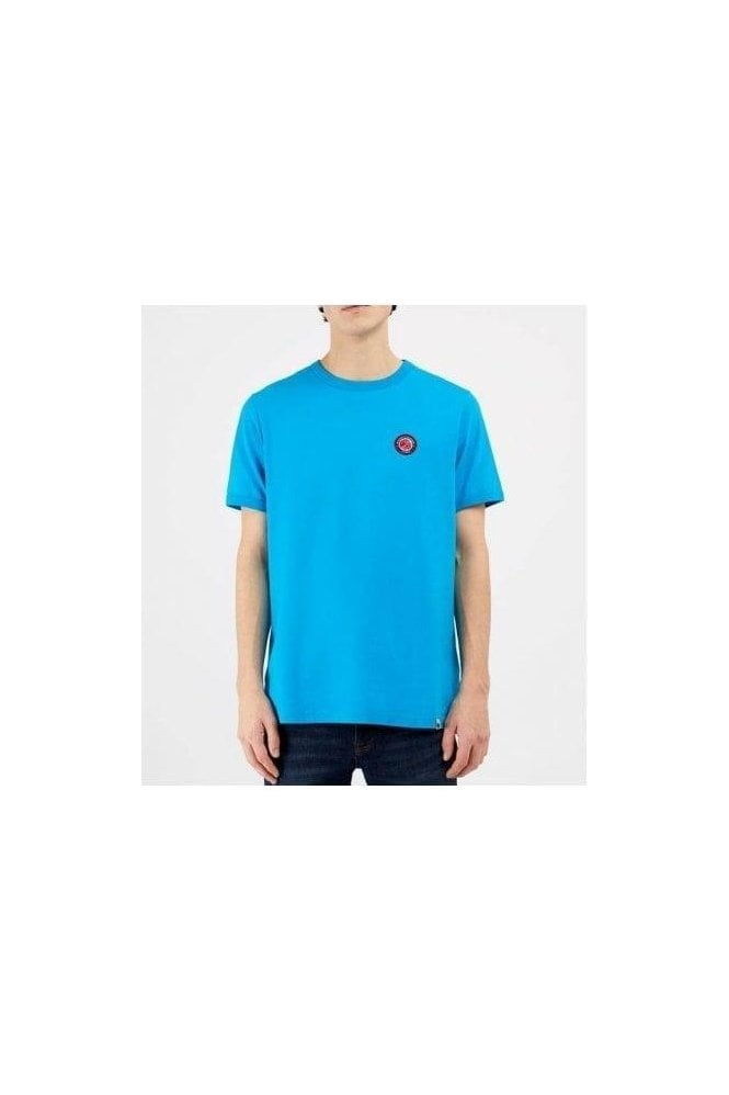 PRETTY GREEN Likeminded Crew Tshirt Blue