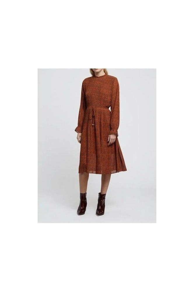 LOUCHE Dress Toffee