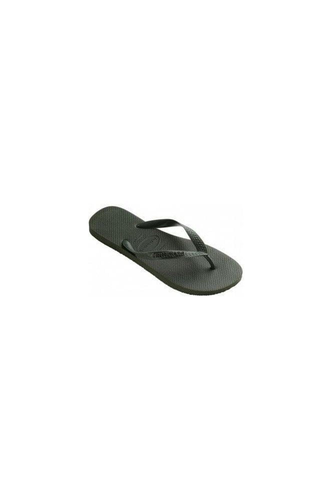 HAVAIANAS Top Sandal Green Olive