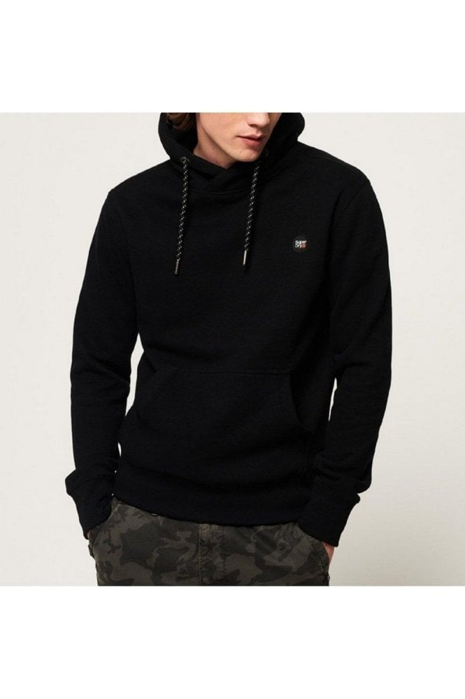 SUPERDRY Collective Hood Black