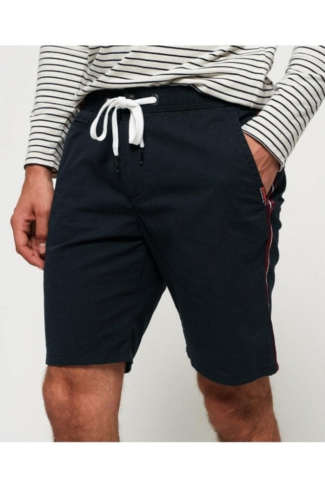 SUPERDRY Sunscorched Short Micro Navy Dot