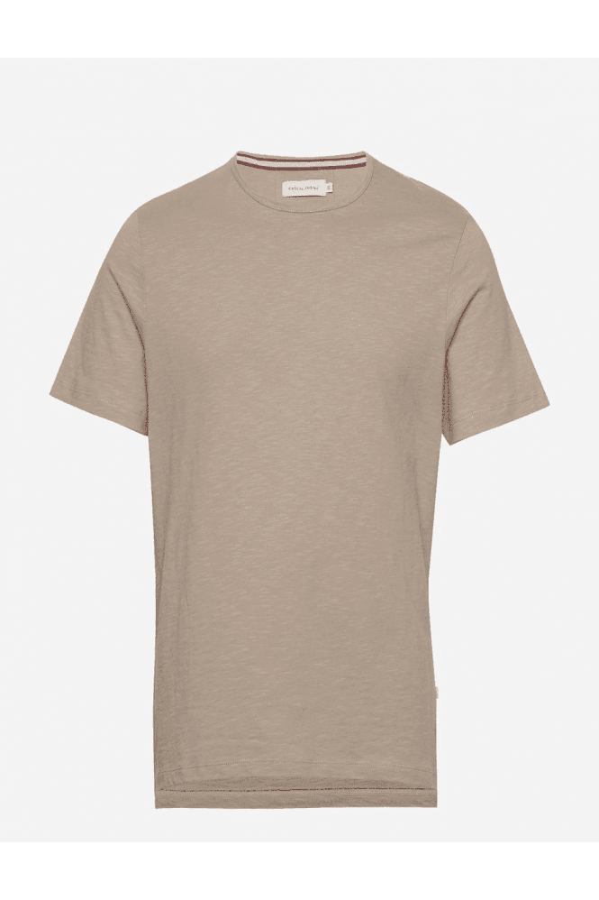 CASUAL FRIDAY Regular Fit Tee Silver Mink