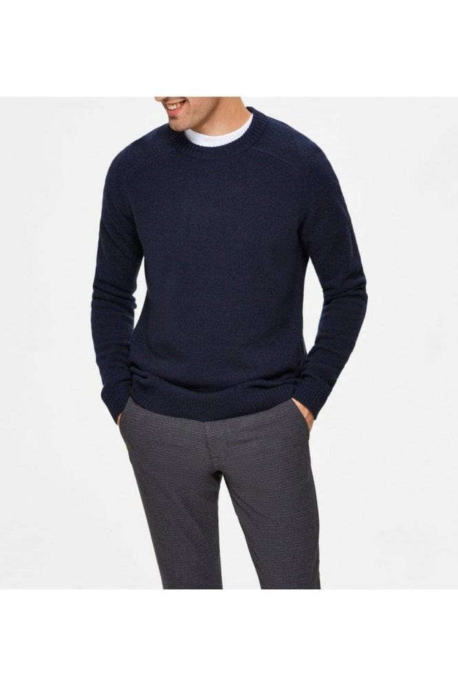 SELECTED HOMME Selected Slhnewcoban Lambs Sky Captain