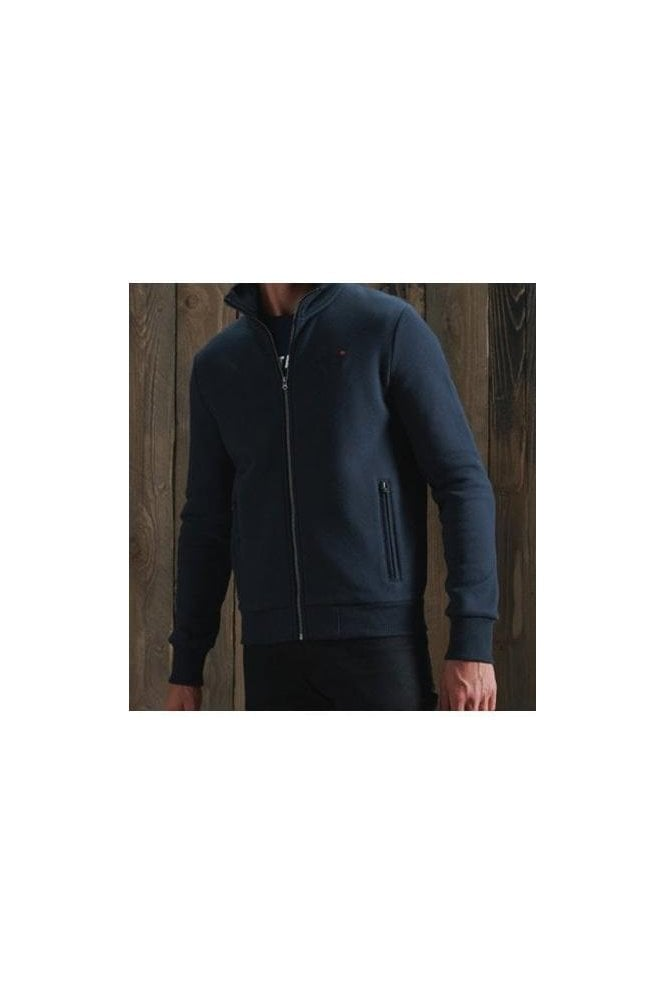 SUPERDRY Ol Classic Track Top Rich Navy