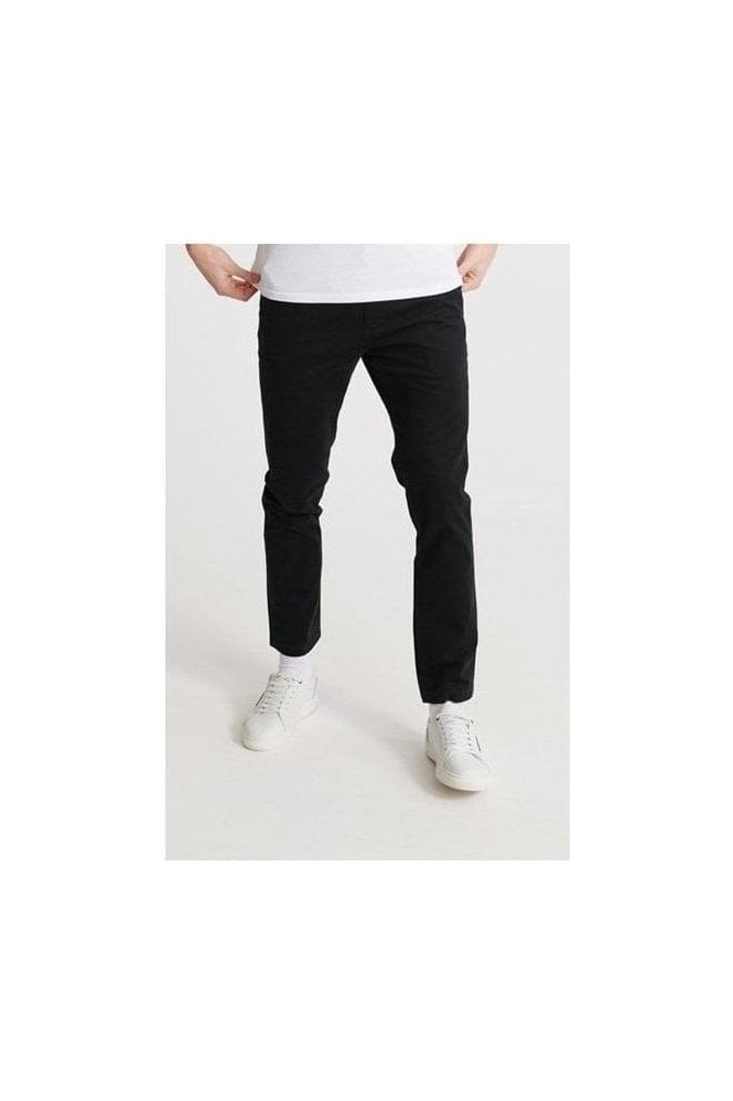 SUPERDRY Edit Chino Black