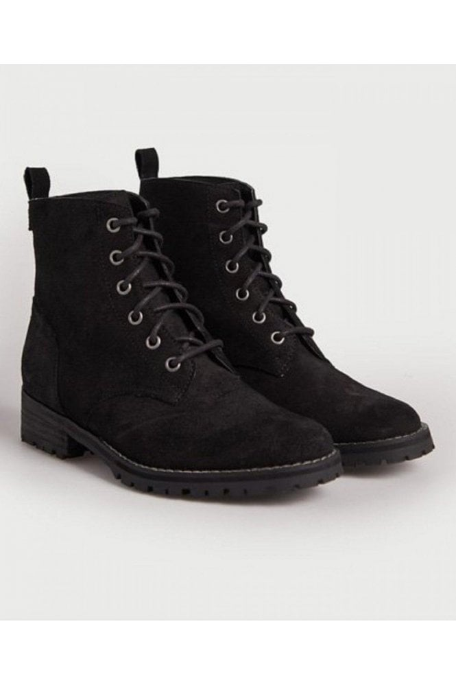 SUPERDRY Commando Boot Black