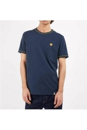 Ollier T-shirt Navy