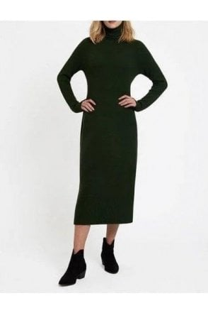 Jumper Dress Green