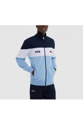 Caprini Track Top Light Blue