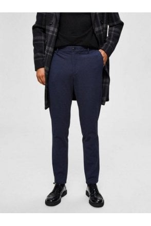 Selected Pants Navy