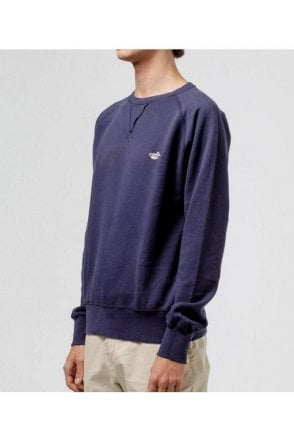 Sweatshirt Plain Navy