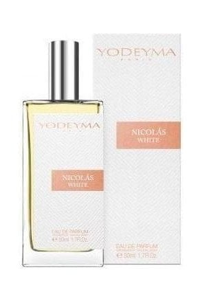 50ml Perfume Nicolas White