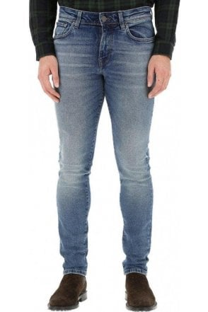 Slim Jean Medium Blue