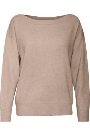 Alpa Ls Knitwear Natural