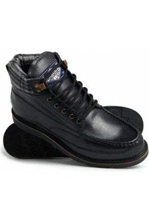 Mountain Range Boot Black