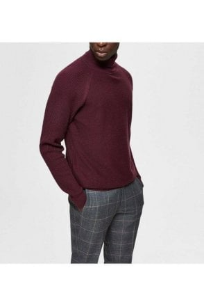 Selected Slhbarney Roll Neck Winetasting