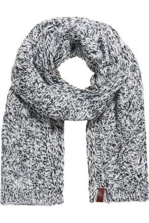 Nebraska Cable Scarf Mono