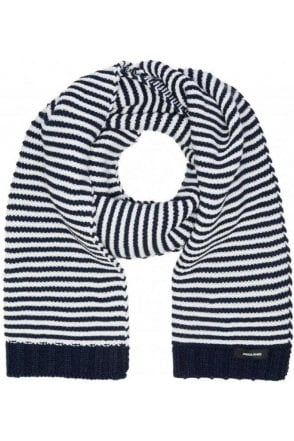 Jack And Jones Jacpete Scarf Navy Blazer
