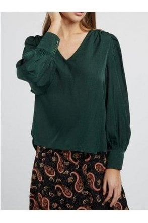 Elvin Blouse Green
