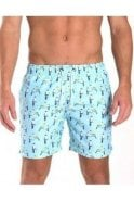 FRANKS Bird Swim Short Sky