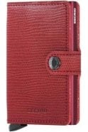 SECRID Miniwallet Rango Red/bordeaux