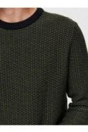 SELECTED HOMME Selected Slhaiden Crew Neck Rifle Green