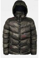 GSTAR Whistler Hdd Puffer Forest Night Camo