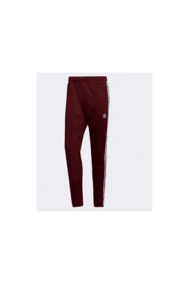 Beckenbauer Track Pant Maroon