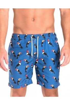 Coffs Swim Short Blue