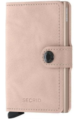 Secrid Miniwallet Rose