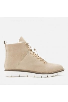 Superdry Studio Hiker Boot Soft Grey