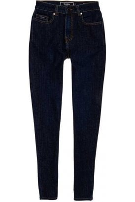 Superdry Superflex Skinny High Rise Classic Rinse