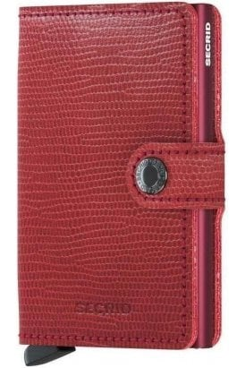 Miniwallet Rango Red/bordeaux