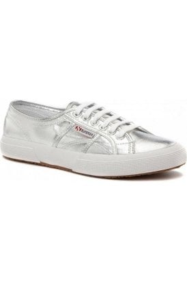 Superga Pument Silver