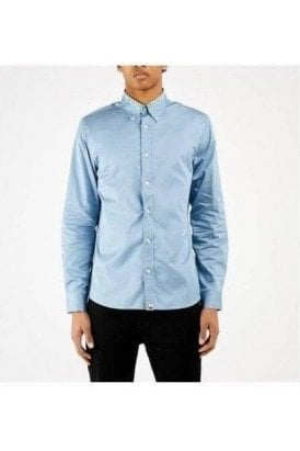 Marshall Carver Shirt Blue