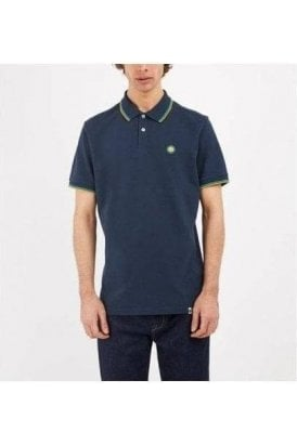 Barton Polo Navy