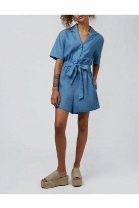 Playsuit Chambray